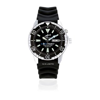 CHRIS BENZ DEEP 1000M SHARKPROJECT EDITION - Special